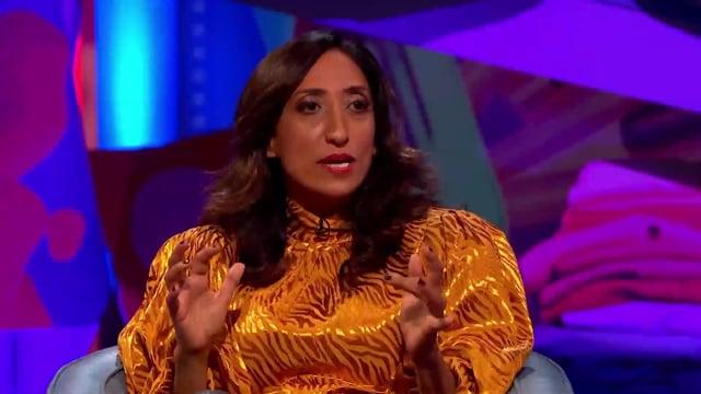 Shazia on Rhod Gilbert's Growing Pains