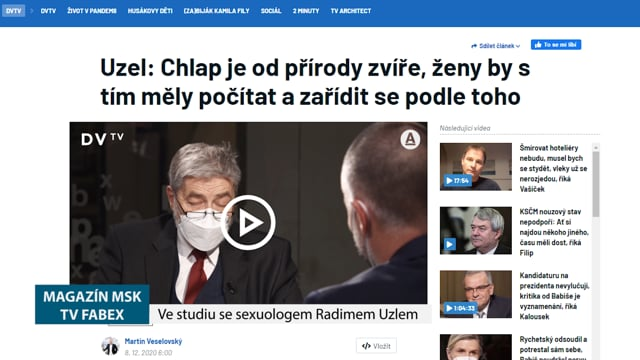Magazín z Moravskoslezského kraje 5.2.2021