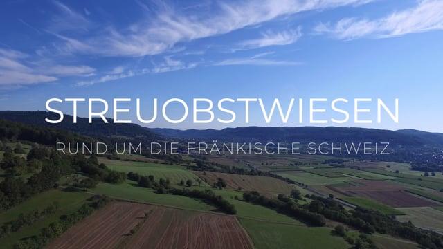 Streuobstwiesen in der Fränkischen Schweiz