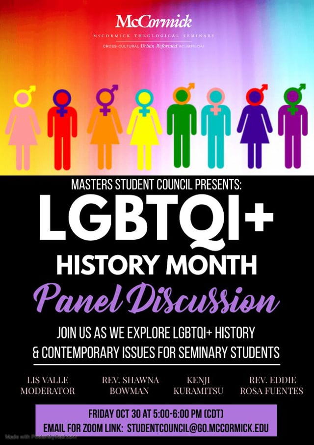 LGBTQI+ Discussions: LGBTQI History & Contemporary Issues