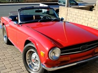 Member's Cars Series – Mike Gustafson TR6
