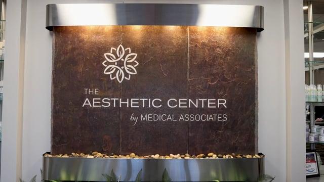 Aesthetic Center ribbon cutting
