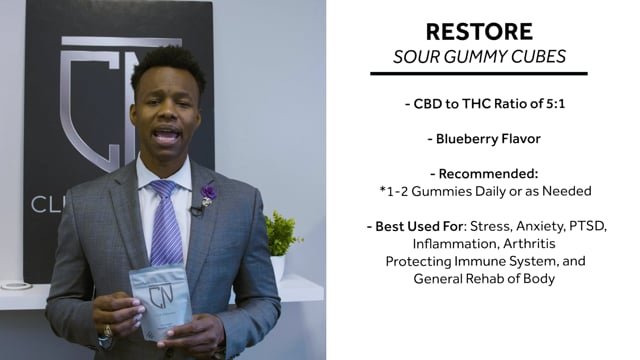 Restore Gummies