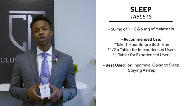 Sleep Tablets