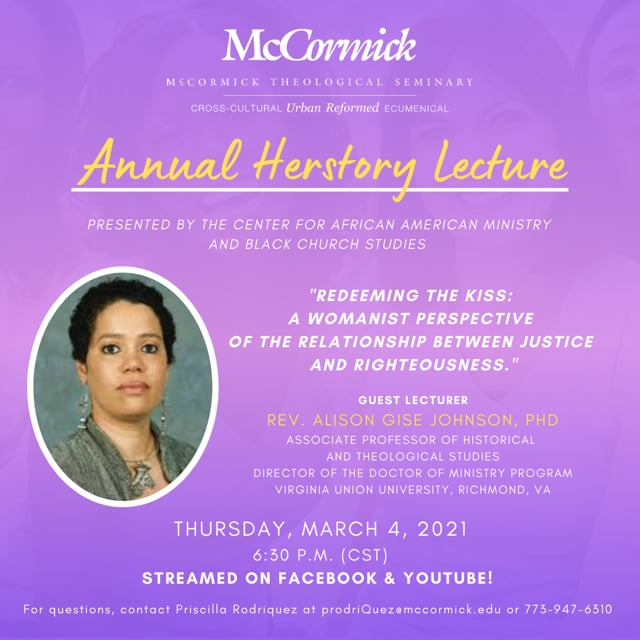 2021 Herstory Lecture