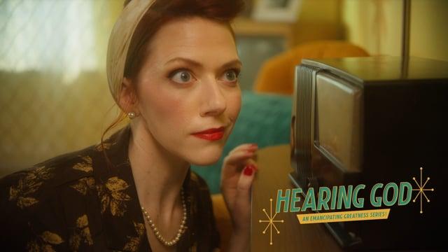 Hearing God Series Bumper