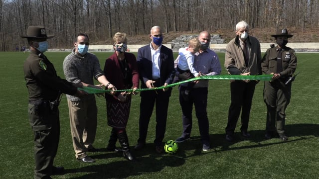 The Ribbon Cuttings of Bloomingdale & Crescent Beach Parks