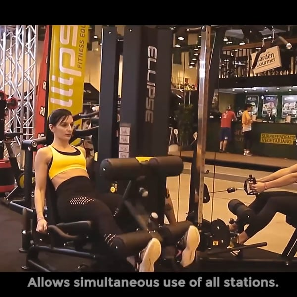 Video image YourFit Equipment