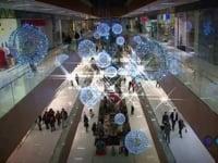Commercial film shopping center MLYNY, Slovakia