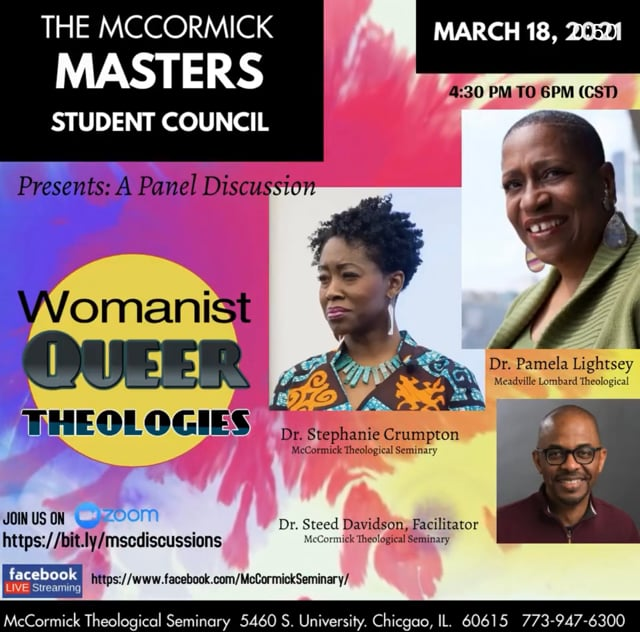 LGBTQI+ Discussions: Women Queer Theologies