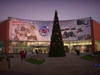Commercial film shopping center Nitra, Slovakia