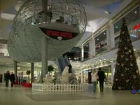 Commercial film shopping center Laugaricio,Slovakia