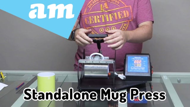 Standalone Mug Heat Press Sublimation Printing Machine Usage Tips for Handle to Handle Mug Print
