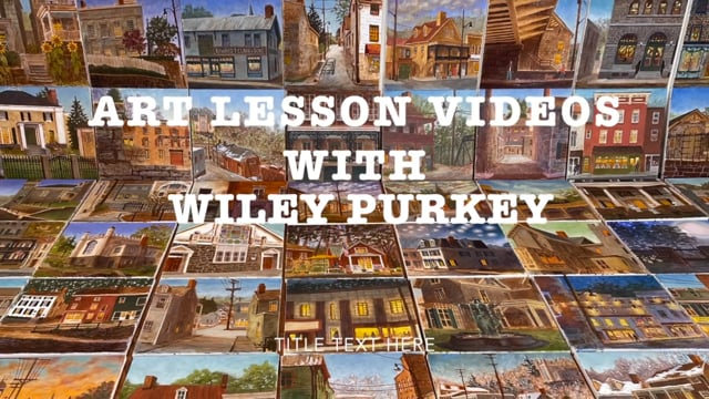 Purkey Fine Arts - Art Lessons for Everyone!