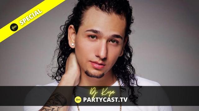 DJ Kya | Urban Eclectic | PARTYCAST.TV