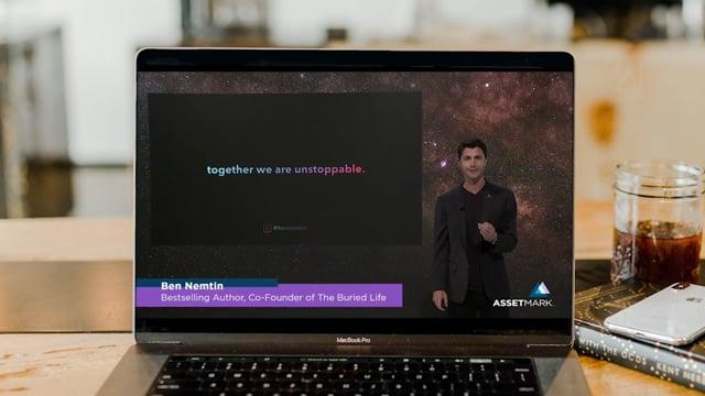 Ben Nemtin   2021 Virtual Speaker Reel