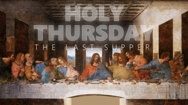 Mass of the Lord's Last Supper