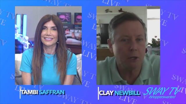 Clay Newbill | Executive Producer Shark Tank