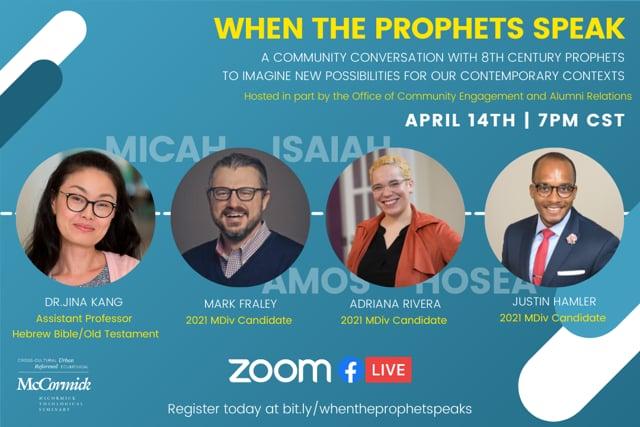 When the Prophets Speak