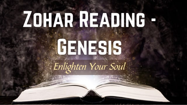 Open Your Heart, Special Zohar Reading – Genesis, Part 1