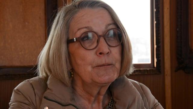 Nadia Mayor - Créer du lien dans le quartier
