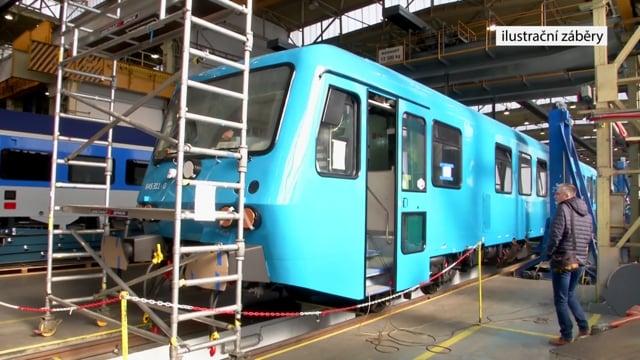 Dvoupodlažní vlaky push-pull budou v MSK prvními v republice