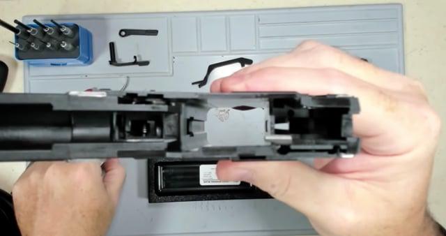 HK45c - Assembly Part II (Final)