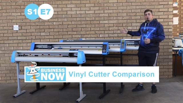 BusinessNow S1E7 - Start Vinyl Cutting Business with Wide Range of Vinyl Cutters from AM.CO.ZA