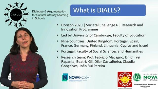 Cultural literacy as a dialogic