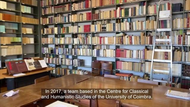 O Colégio das Artes de Coimbra: uma porta para o mundo
