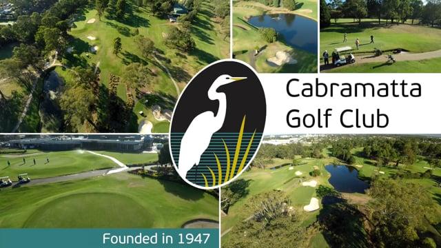 Cabramatta Golf Course Flyover