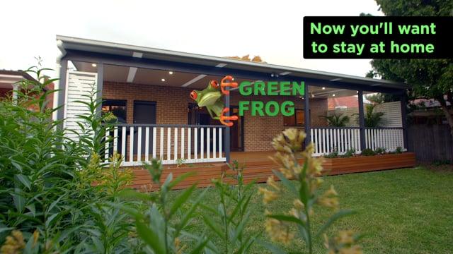 Green Frog Deck Promo