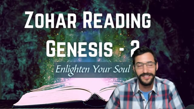 How to Read the Book of Zohar – Genesis 2