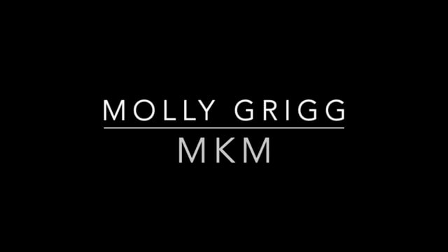 Showreel for Molly Grigg