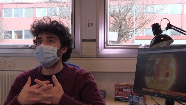 Interview – Raphaël Peralta