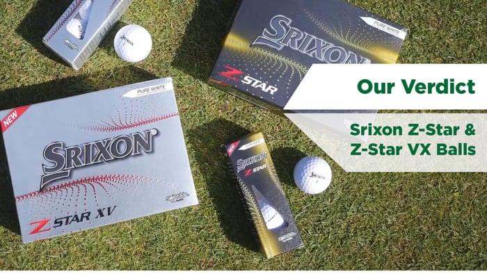 Srixon Z-Star & Z-Star XV Balls | Product Review