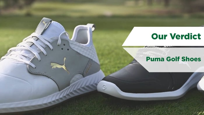Puma 2021 Golf Shoes | Product Review