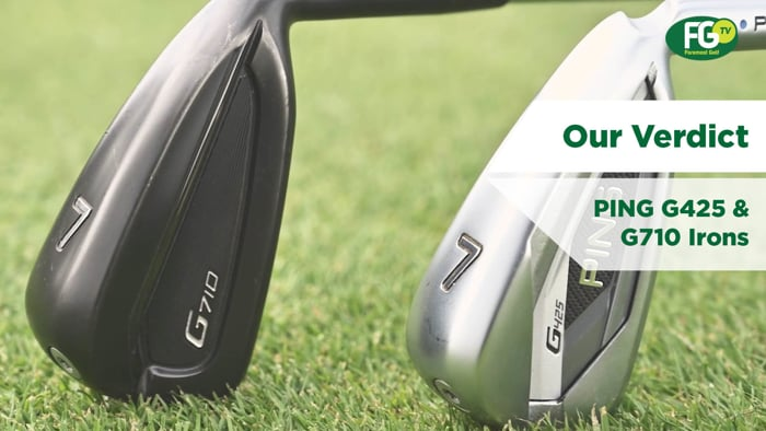 PING G425 & G710 Irons | Product Review