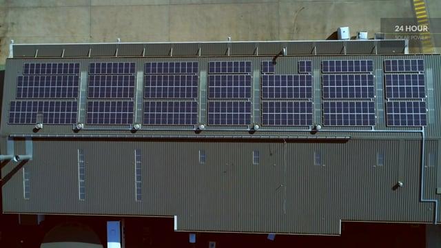 24 hour solar - Progress Aerials