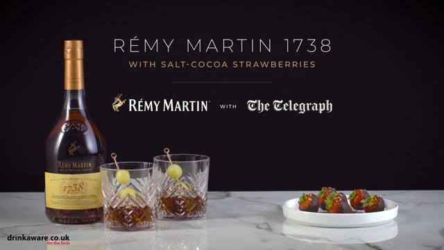 Remy Martin | Frozen Grapes