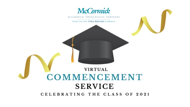 187th Commencement Service