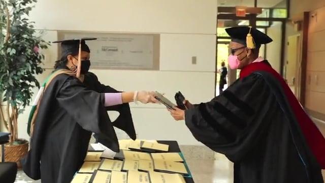 2021 Graduate Walk-Thru Celebration