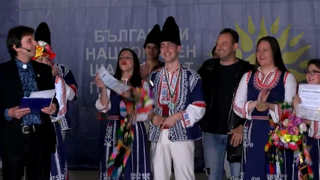 14 May 2021 Balkan Folk Fest & World Cup of Folklore