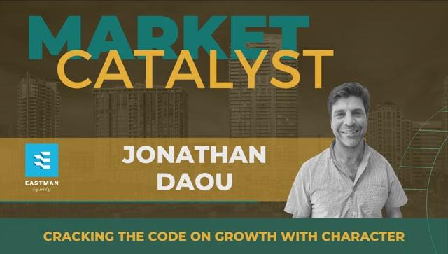 EP 5: Jonathan Daou – Eastman Equity