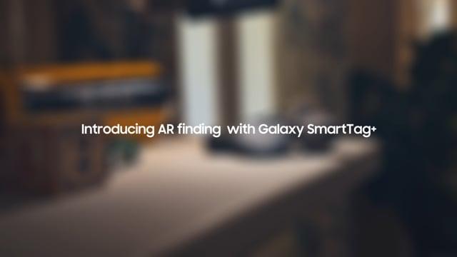 Galaxy SmartTag+ Use case Film HiRes