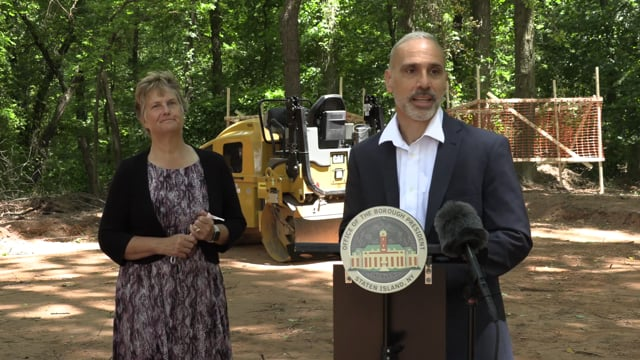Announcement of Trails & Parking at Arden Woods