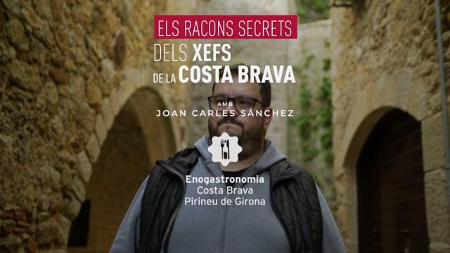 Espots campanya Els racons secrets de la Costa Brava Joan Carles