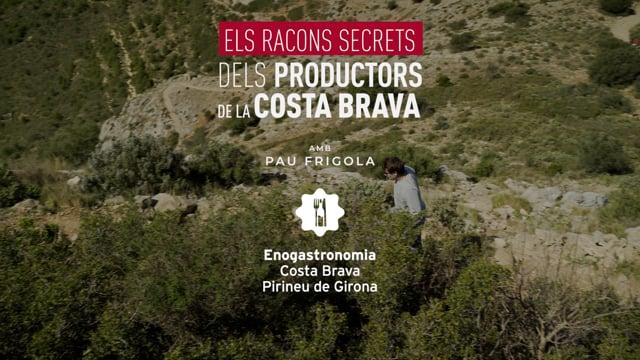 Espots campanya Els racons secrets de la Costa Brava Pau Frigola