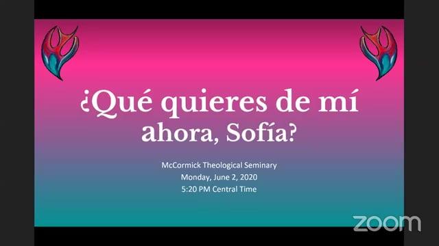 6-2-20 ¿Qué quieres de mí ahora, Sofía? (Sophia, what do you want from me now?)