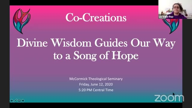 6-12-20 Worship Service Co-created by participants of the Divine Wisdom Festival